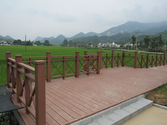 Recycled Plastic Decking