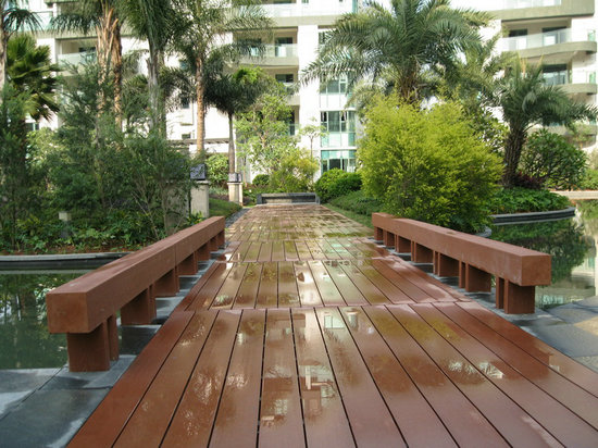 cheap outdoor flooring ideas wpc outdoor flooring product from china