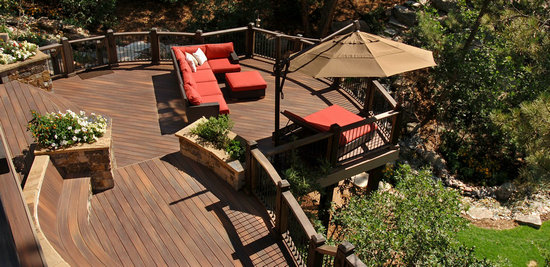 Best composite landscape timbers products