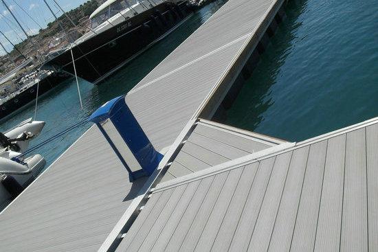 composite marine flooring