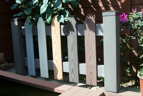 Discount Composite Wood Fence
