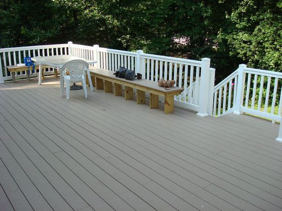 Seven Trust WPC Composite Decking Prices Ireland Agent Suppliers