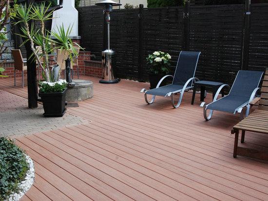 WPC deck flooring materials Suppliers