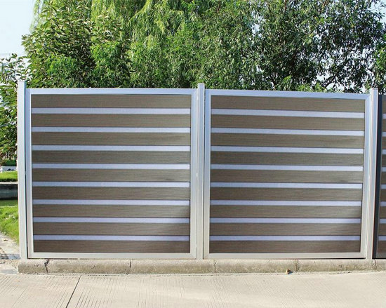 Water proof and environmental protection WPC Fencing