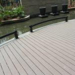 What is the cheapest composite decking
