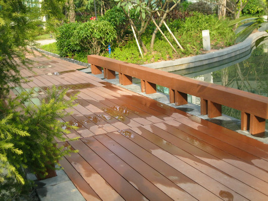 Deck Flooring Ideas