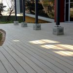 WPC Composite Outdoor Deck Flooring