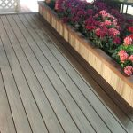Wood Plastic Composite Deck Tiles Product Information
