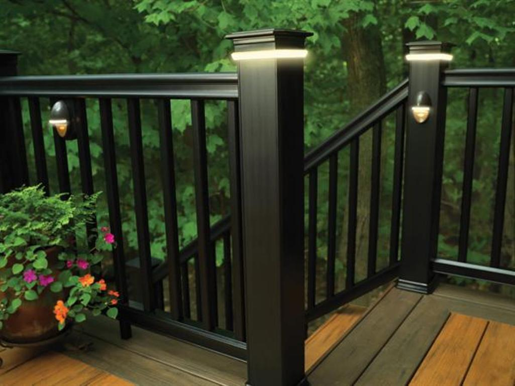 Composite Deck Railing System - Cheap Railing for Deck