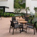 Environmentally Friendly Outdoor Deck