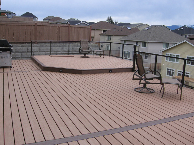 prices for composite decking