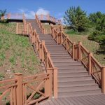 Composite Wood Railing Systems