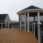 Seven Trust Composite Wood Decking Materials