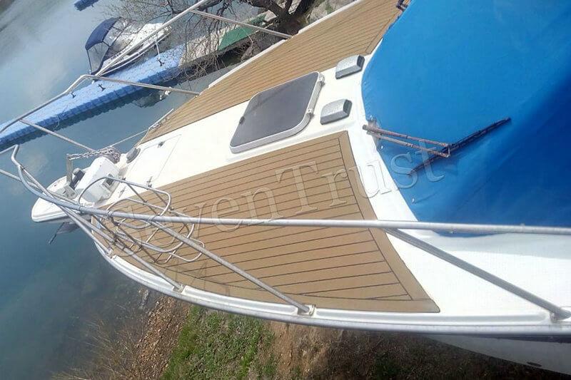 PVC Boat Deck