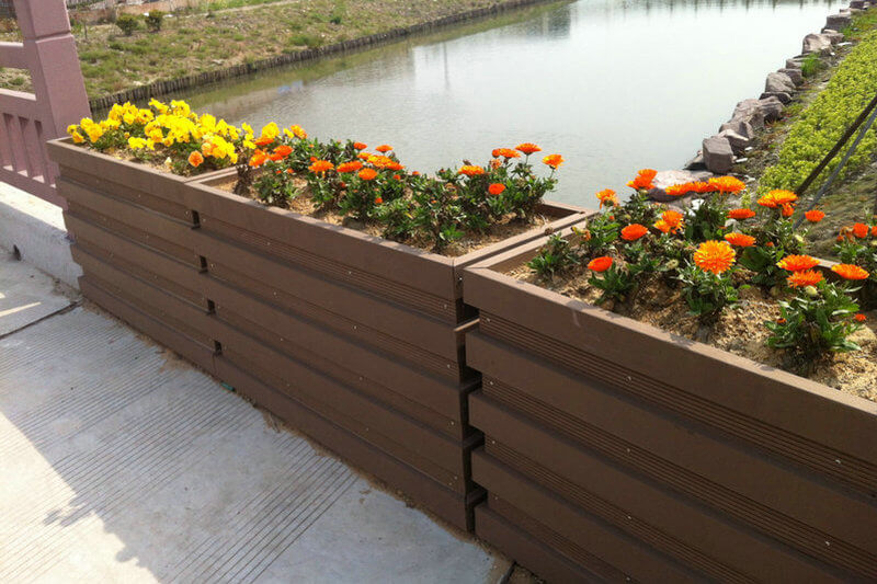 Composite Flower Boxes