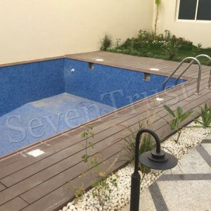 WPC Decking (Hollow Decking)