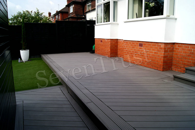 WPC Decking(Solid Decking)