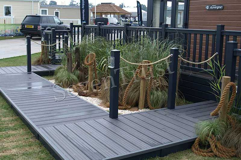 WPC Decking (Hollow)