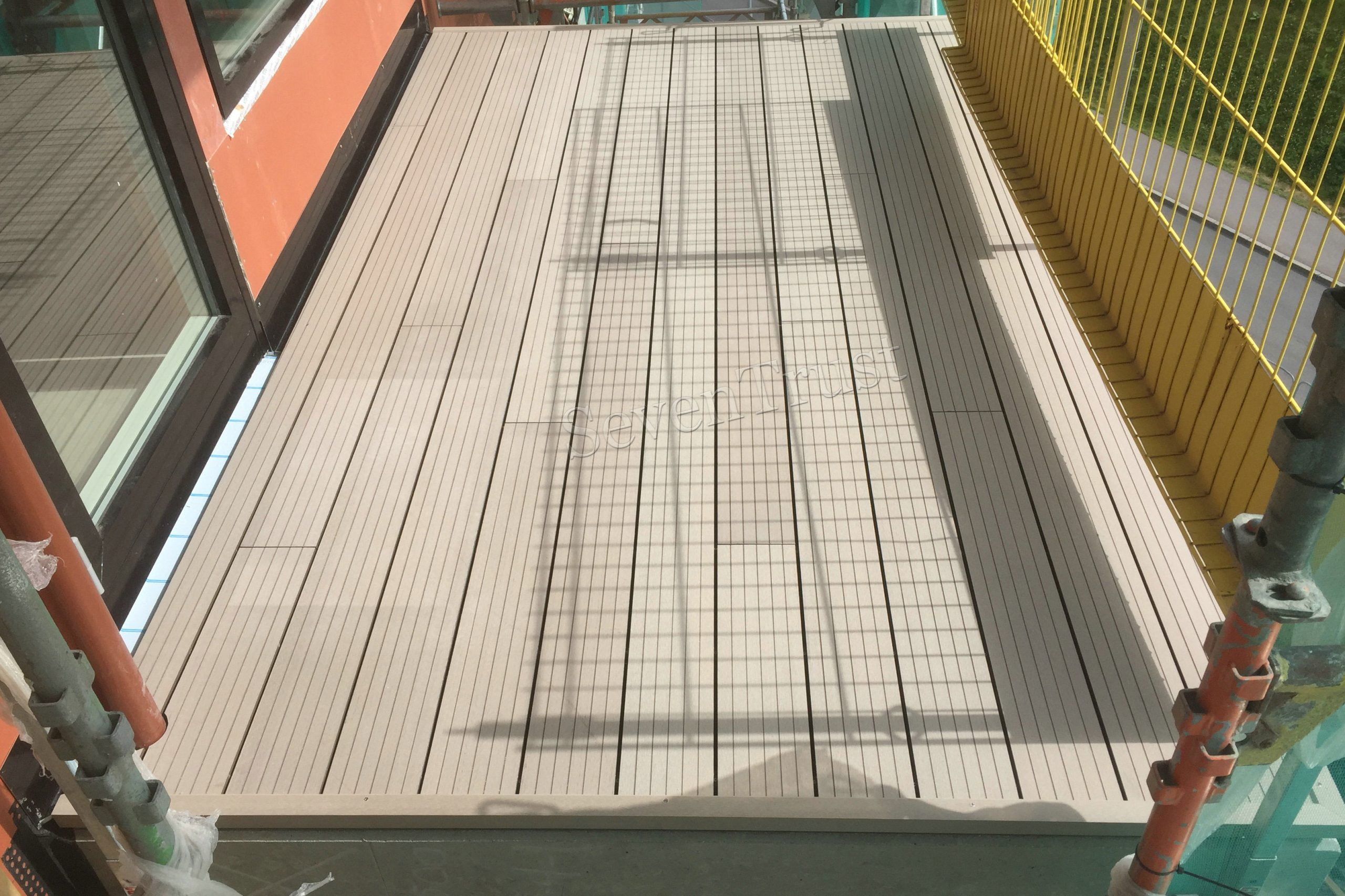 Composite Decking Project In Norway