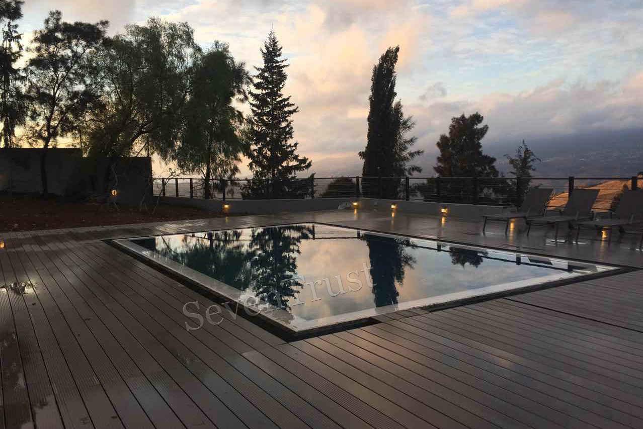 Swimming Pool Decking In Jordan