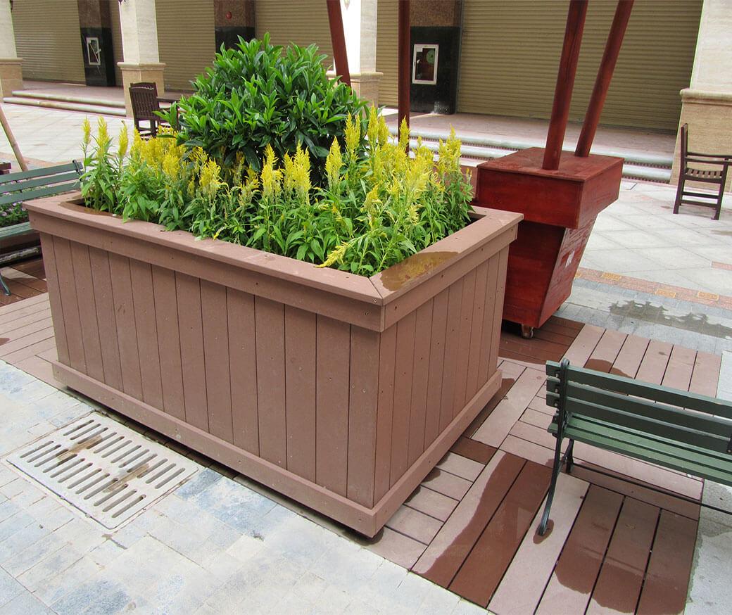 Composite Flower Boxes