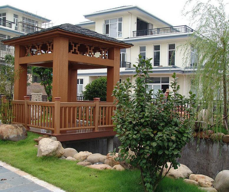 Composite Pavilion